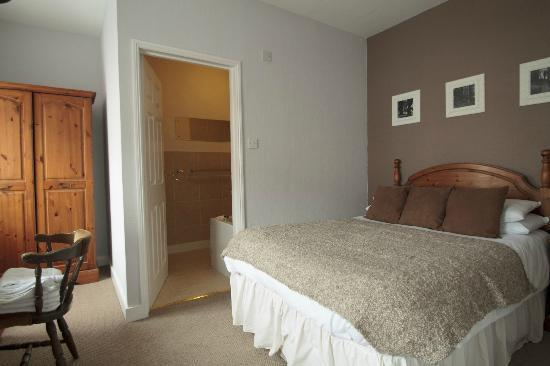 The Bugle Coaching Inn: Newly Decorated En-Suite Room