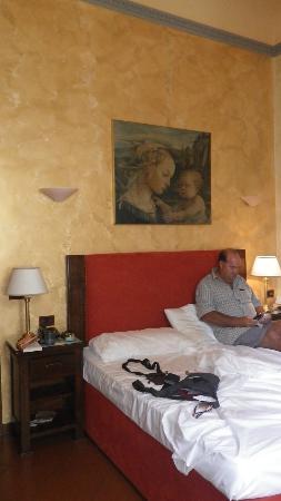 Hotel Delle Tele: Room 25