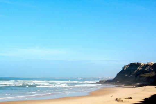 Areias do Seixo: Nearby beach
