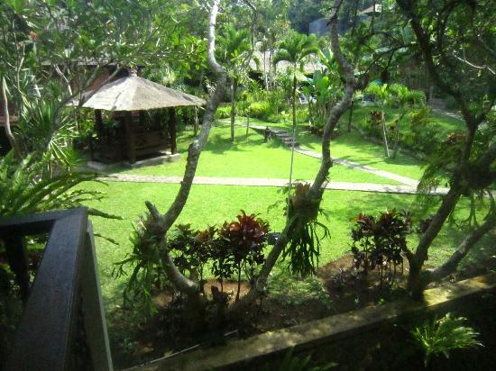 Puri Bunga Resort and Spa: The gazebo