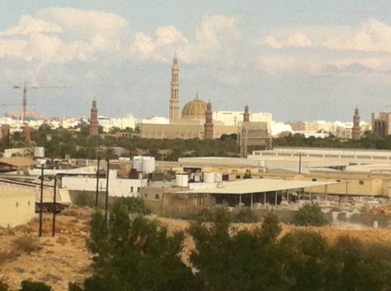 โฮเต็ลอัลมาดิน่าห์ฮอลิเดย์: Grand Mosque Muscat