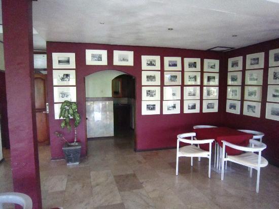 Puri Bunga Resort and Spa: The restaurant