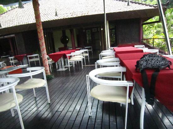 ‪‪Puri Bunga Resort and Spa‬: Restaurant