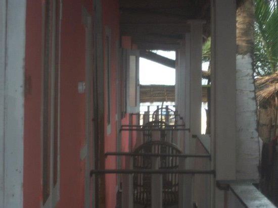 Rudra Beach Huts and Restaurant