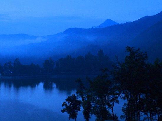 Magetan, Indonesia: Menjelang fajar