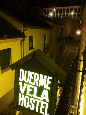 Duermevela Hostel: DuermevelaHostelSegovia2012