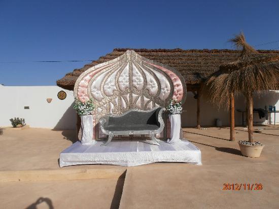 Menzelcaja: Décoration pour notre mariage 28/11/2012