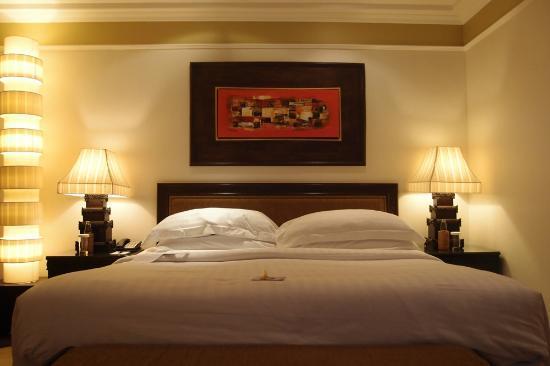 INTERCONTINENTAL Bali Resort: Artistic Bali Style Club Room 