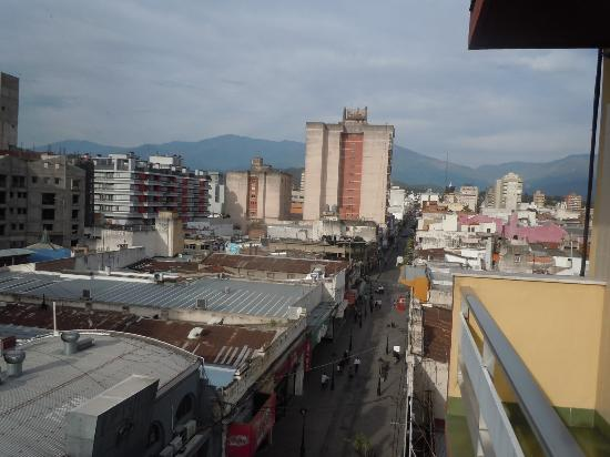 Augustus Jujuy Hotel: vista balcón