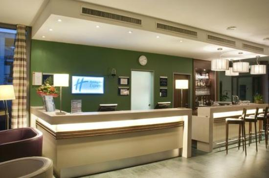Holiday Inn Express Baden-Baden: Reception