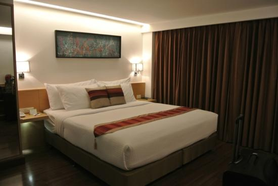 CityPoint Hotel: Standard Room
