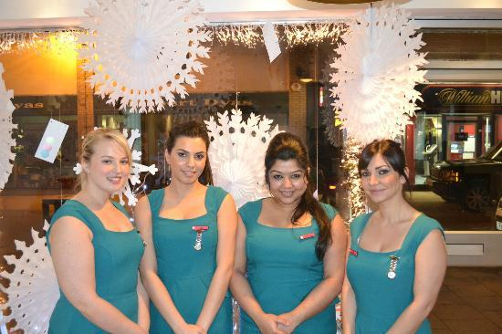 Xpress Beauty: Our fantastic team of therapists
