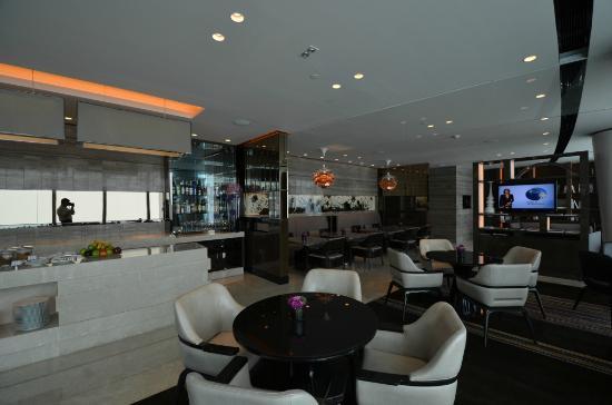 Four Seasons Hotel Guangzhou: Executive Lounge
