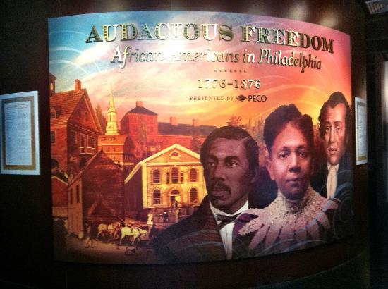 Hotel Monaco Philadelphia, a Kimpton Hotel: The African American Museum - walking distance