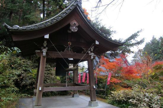 Rengeji Temple: 蓮華寺の釣鐘堂