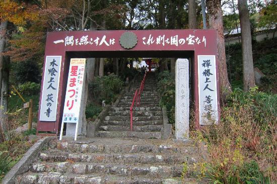 Rengeji Temple: 蓮華寺の石段