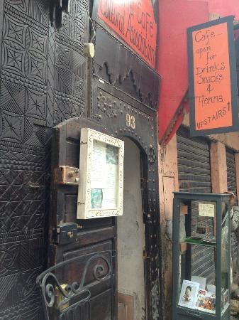 Henna cafe: Bienvenue à La Fondation Culturelle