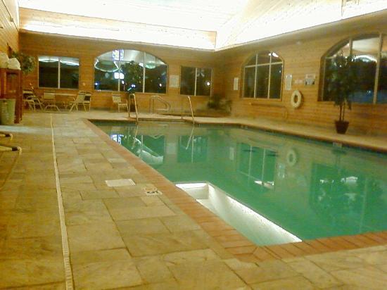 Best Western Pioneer Inn & Suites: pool area