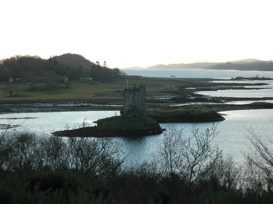 Castle Stalker View Cafe: CASTLE STALKER