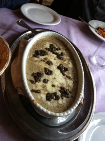 Il Castoro: risotto al tartufo