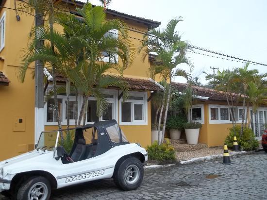 Armacao Beach: frente de la posada