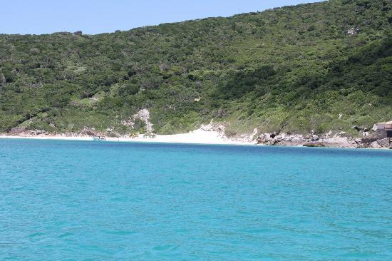 Armacao Beach: arraial
