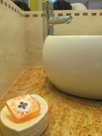 Ca dei Polo: Particolare bagno