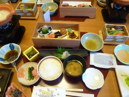 Suizantei Club Jozankei: 大満足の朝食