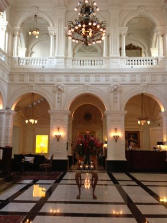 InterContinental Amstel Amsterdam: lobby