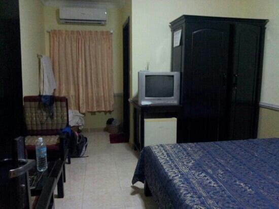 Sun Sothy Guesthouse: les chambres sont confortableset propres, avec AC