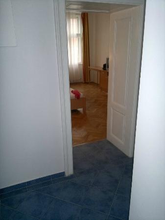 Suite Hotel 200m zum Prater: room