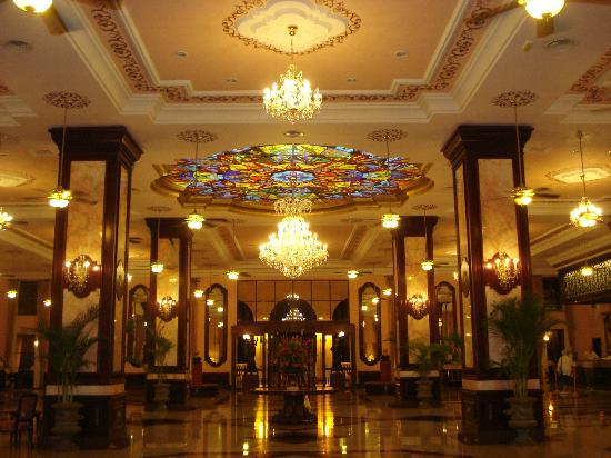 Hotel Riu Palace Pacifico: The Lobby