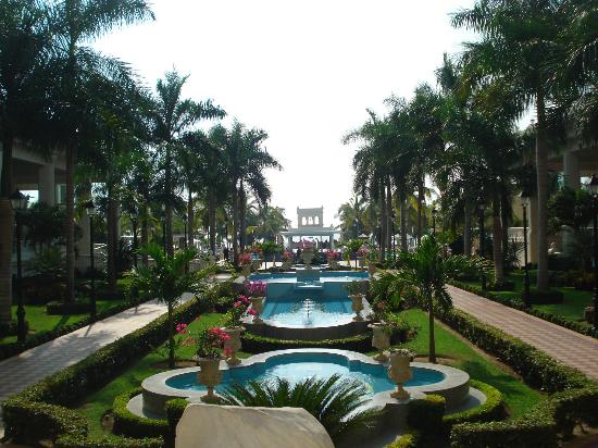 Hotel Riu Palace Pacifico: View of the Gardens