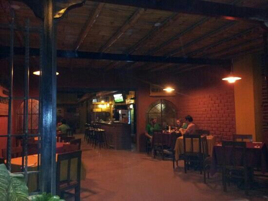 Restaurant Beef House: interior del local