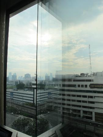 Grand Hyatt Erawan Bangkok: View2