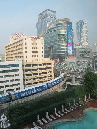 Grand Hyatt Erawan Bangkok: View3