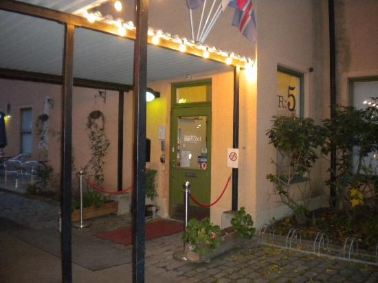 Reimersholme Hotel: ENTRATA HOTEL