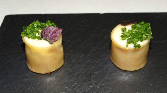 """Funky Gourmet: """"Pastitsio"""" -zucchini with Tzatziki"""