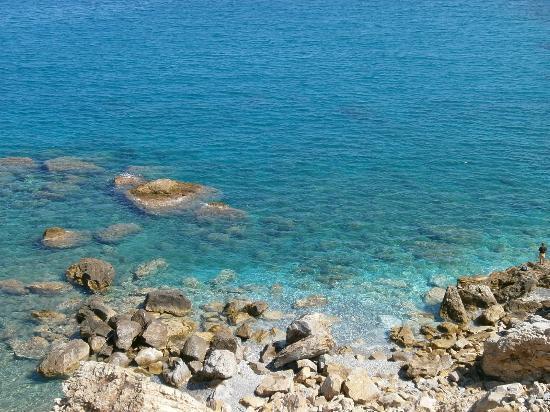 Koukounaries Beach: acqua cristallina