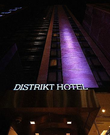 Distrikt Hotel New York City, Tapestry Collection by Hilton: Hotel esterno