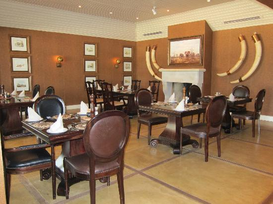 Rattray's on MalaMala: Dining room