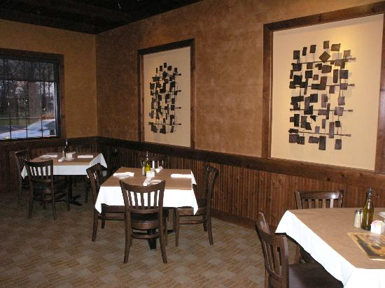 Mishawaka, Ιντιάνα: Southwest dining room decor. (NOV 29 2012)