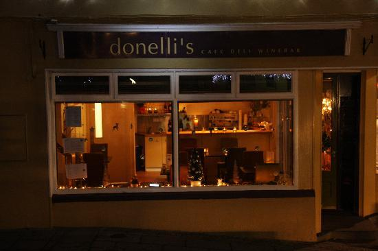 Donelli's Restaurant and Cafe