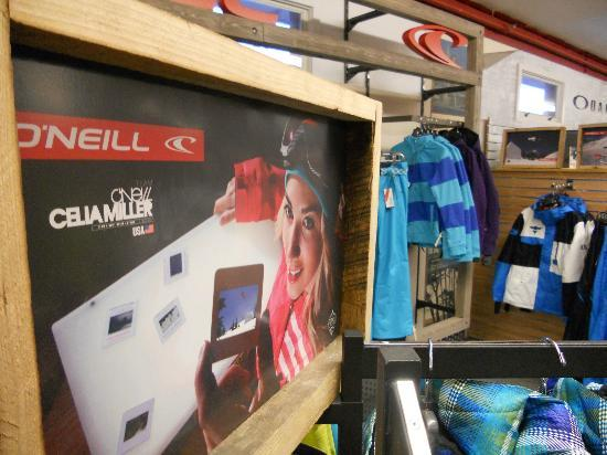 Killington Sports: O'Neill Specialty Shop