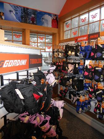 Killington, VT: Gordini Specialty Shop
