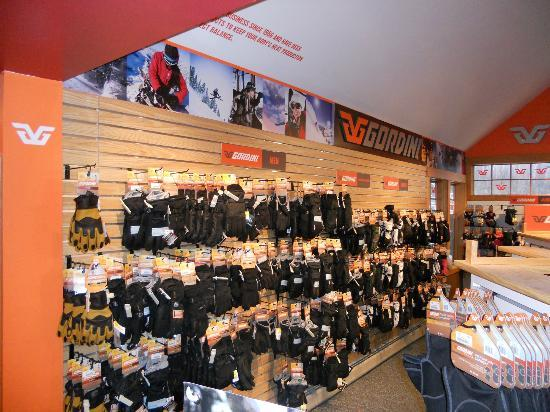 Killington Sports: Gordini Specialty Shop