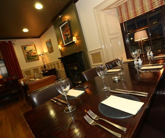 Stonebridge Restaurant Richhill: Our downstairs dining room