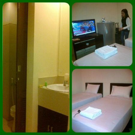 Green Bamboo Residence: Room 103