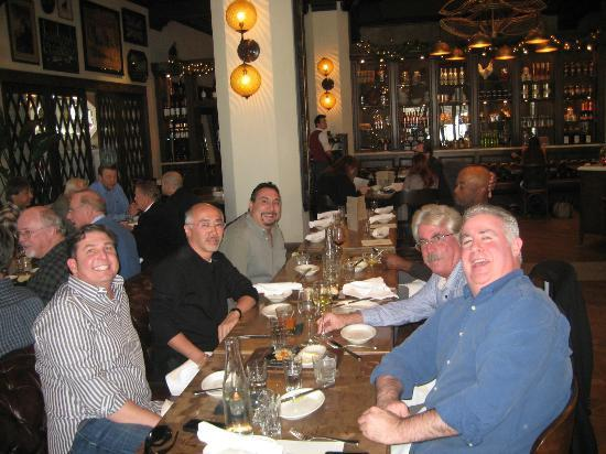 our annual Christmas party - Picture of Public Kitchen and Bar ...
