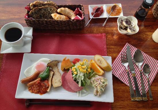 Kashikojima Speak: 賢島Speakの美味しい朝ご飯